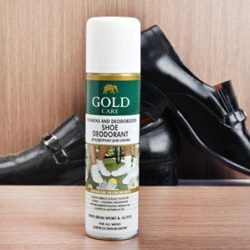 Bình Xịt Khử Mùi Gold Care – Nhập khẩu Thổ Nhĩ Kỳ
