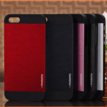 Ốp Lưng Iphone 5,5s Nhôm Motomo Ino Metal Ôm Cực Khít Máy( Đỏ, Xám Đen, Hồng Trắng, Hồng Đen, Vàng Đen, Vàng Trắng,Đen)
