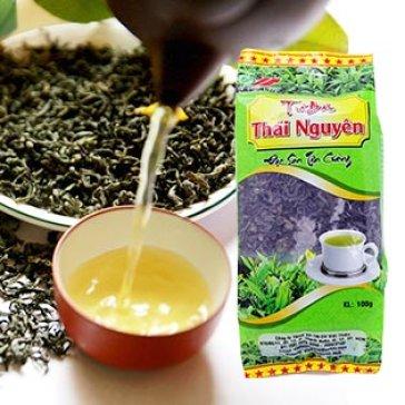Combo 5 Gói 100gr Trà Bắc Thái Nguyên Thương Hiệu Việt Thiên