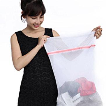 Combo 3 Túi Lưới Giặt Đồ (02 Túi 30x40, 01 Túi 45x60)