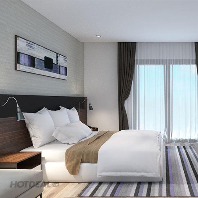 Balcony nha trang hotel 3 2n1 kh ng ph thu cu i tu n for Balcony nha trang hotel