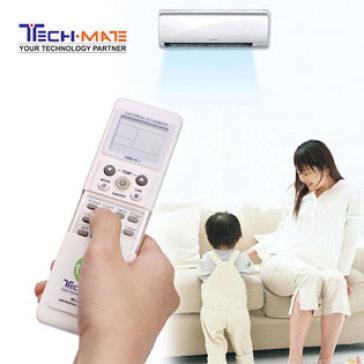 Remote Máy Lạnh Đa Năng - Techmate RCAC