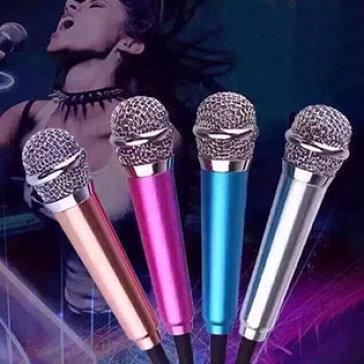 Micro Karaoke Mini Dành Cho Smartphone Và Ipad