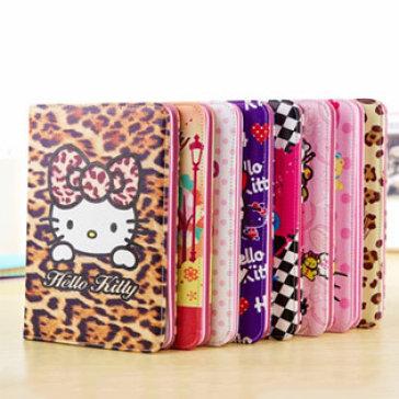 BST Bao Da Ipad Hoạ Tiết Hello Kitty