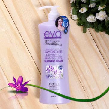 Sữa Tắm Lavender Và Hoa Cúc Nhập Khẩu Malaysia 1000ml