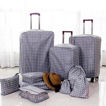 Túi bảo vệ Vali Loại Lớn + Túi Đựng Vật Dụng Cá Nhân