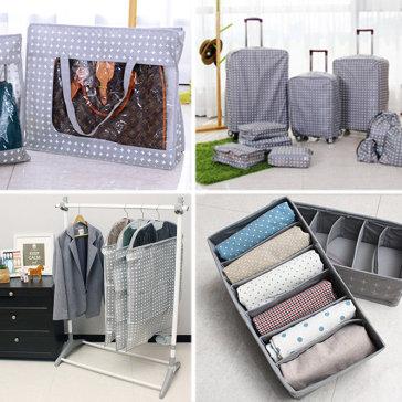 Túi bảo vệ Vali Loại Vừa + Túi Đựng Vật Dụng Cá Nhân