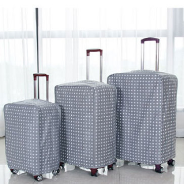 Túi bảo vệ Vali Loại Nhỏ + Túi Đựng Vật Dụng Cá Nhân