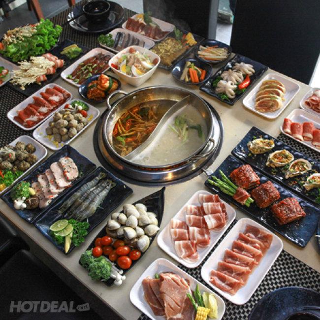 Kết quả hình ảnh cho Nhà hàng Seoul BBQ:
