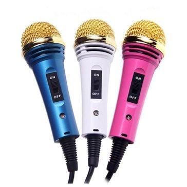 Micro Karaoke Dành Cho Smartphone Và Ipad DT 308