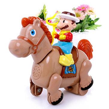Cao Bồi Cưỡi Ngựa Chạy Bằng Pin Cho Bé