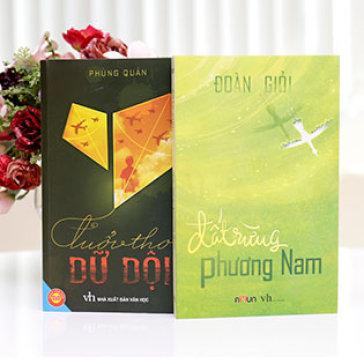 """Combo Sách """"Tuổi Thơ Dữ Dội"""" + """"Đất Rừng Phương Nam"""""""