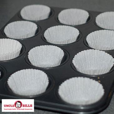 Bộ 100 Khuôn Giấy Làm Bánh Muffin UBL (KC0331)