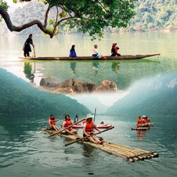 Tour Cao Bằng Hồ Ba Bể - Thác Bản Giốc - Động Ngườm Ngao - Pác Bó - 3N2Đ  Dành Cho 1 Khách