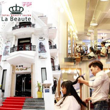 Trải Nghiệm Trọn Gói Làm Đẹp Cao Cấp Bậc Nhất Sài Gòn Tại Total Hair Salon La Beaute