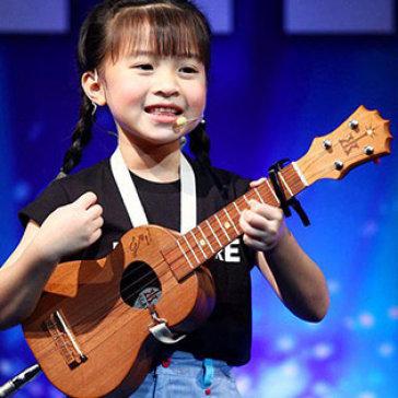 Đàn Ukulele Mini Cho Bé Thăng Hoa Âm Nhạc