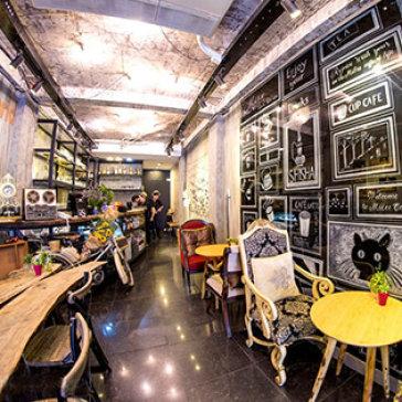 Trải Nghiệm Không Gian Vintage Độc Đáo Tại Miêu Coffee
