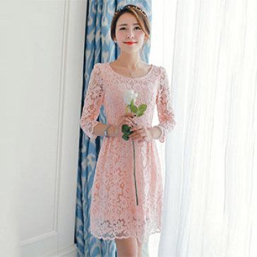 Đầm Ren Louisa