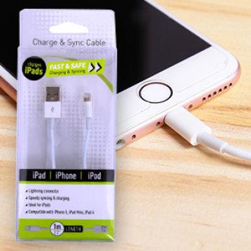 Dây Cáp Sạc Và Kết Nối Cho iPhone 5/5S 1m (ET0060)