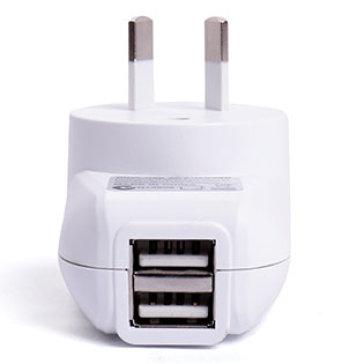 Đầu Sạc Hai Cổng USB 240V UBL (IP0046)