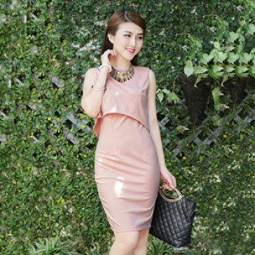 Đầm Body Cách Điệu Hana
