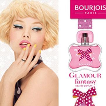 Nước Hoa Pháp Bourjois Glamour Fantasy Cao Cấp 50ml Chính Hãng