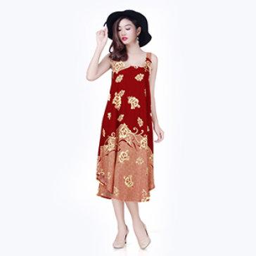 Đầm Oversize Mùa Hè