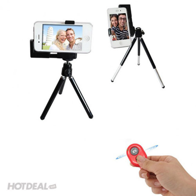 combo 1 g y ch p h nh selfie stick monopod z07 1 remote bluetooth ch p h nh selfie woobon. Black Bedroom Furniture Sets. Home Design Ideas