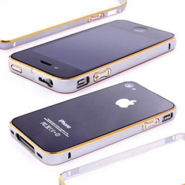 Viền Nhôm Cao Cấp Cho Iphone 4/4S Và 5/5S