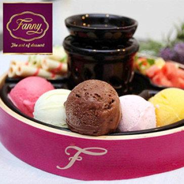 Lẩu Kem Fanny Chính Hiệu Cho 2-3 Người Tại Boutique Café